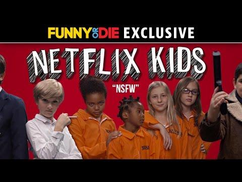 Netflix Kids is NSFW