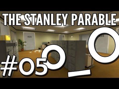 Karl Spiller The Stanley Parable: Del 5 - Minecraft Plz?
