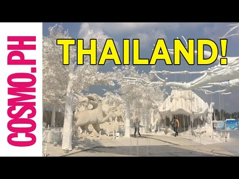 Must-Visit Places If You're Traveling To Thailand For The First Time