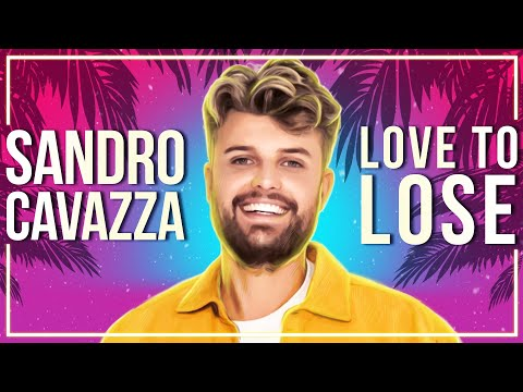 Sandro Cavazza, Georgia Ku - Love To Lose [Lyric Video]