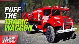 Puff the Tragic Waggon - Truckstop TV