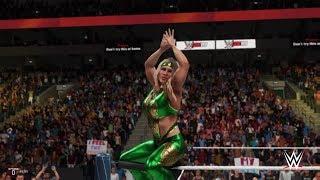 WWE 2K19 - Summer Rae VS Nikki Bella VS Kaitlyn VS Beth Phoenix