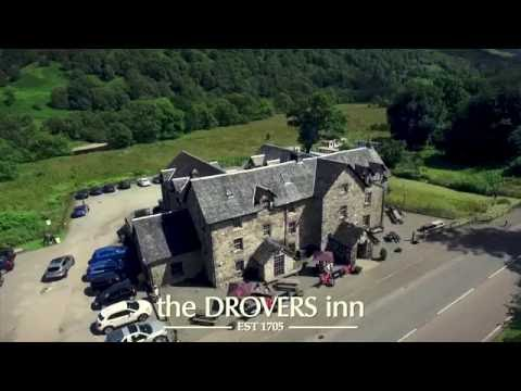 The Drovers Inn, Loch Lomond - Promotional Video - Hotel, Restaurant and Bar