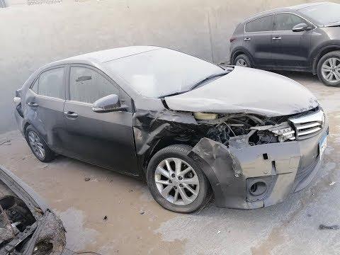 اسعار بيع سيارات الحوادث من اخر مزاد