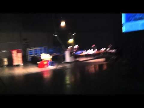 En bakomscen-film på Elmia av John Houdi