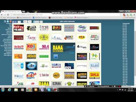 Cara mendengarkan Radio Online Indonesia 2015