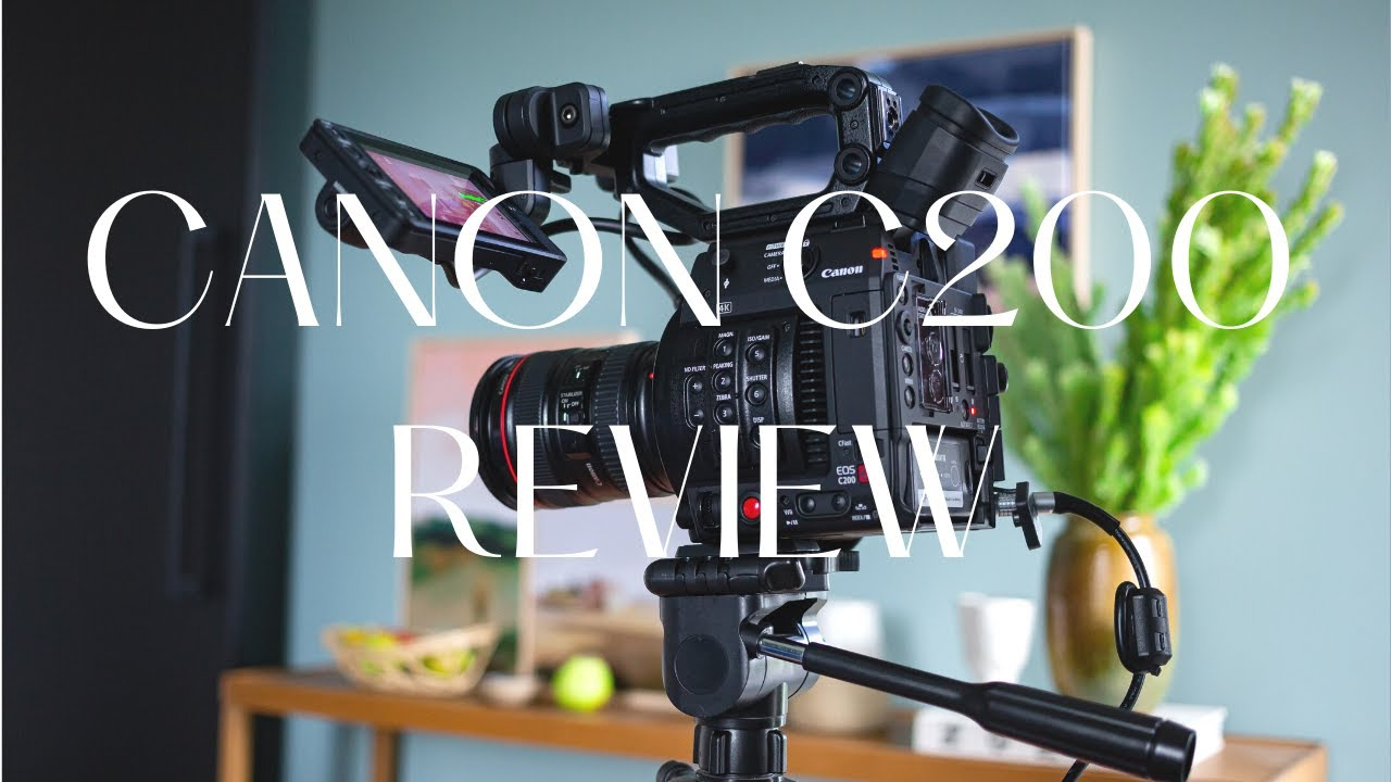 Canon C200 Review [Best Camera 2019]