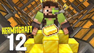 HermitCraft 7: 12 | THE GOLDEN TICKET IDEA