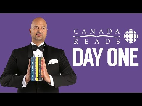 Canada Reads 2018: Day One