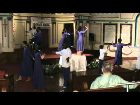 Adonai's Angels performing Any Crown by Juanita Bynum
