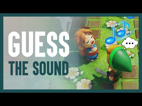 I tried to guess 60 different videogame sounds