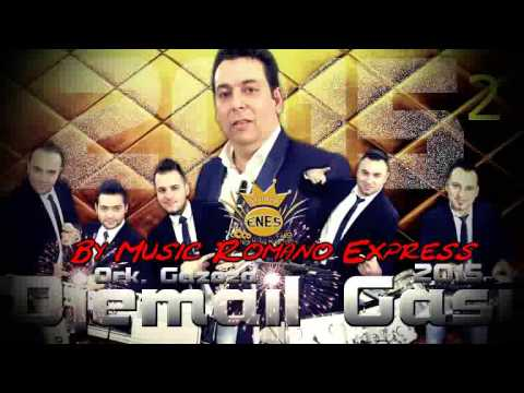 Djemail 2015 Ork Gazoza 2015 Offical Show 2015 By Music Romano Express