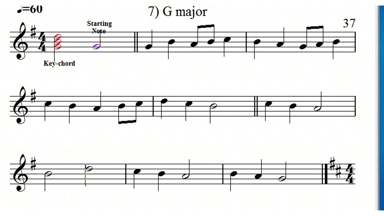 sight singing 2 test that every musician should be able to read youtube. Black Bedroom Furniture Sets. Home Design Ideas