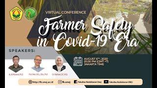Farmer Safety in COVID-19 Era