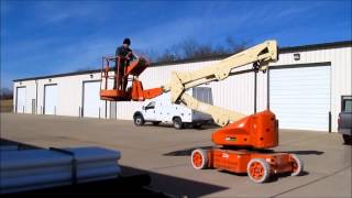 1998 JLG N40 aerial lift for sale | sold at auction February 28, 2013(, 2013-02-27T16:19:00.000Z)