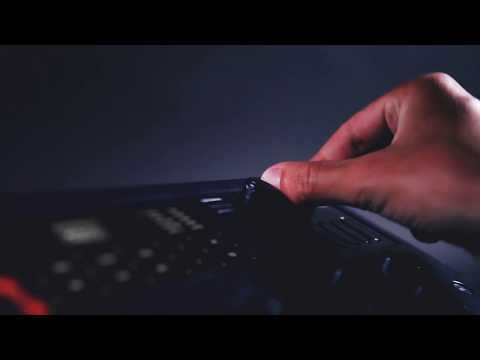 Ecstasequence is a portable sampler with push-down knobs | MusicRadar