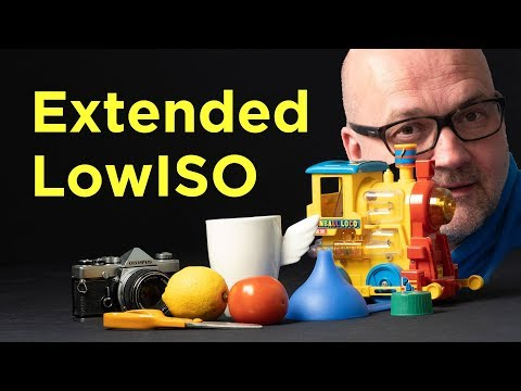 Extended Low ISO - Is it worth using?
