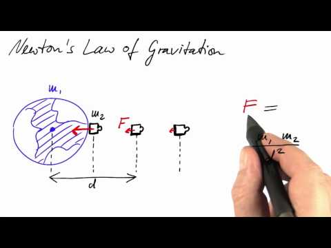 Newtonian Gravity - Differential Equations in Action
