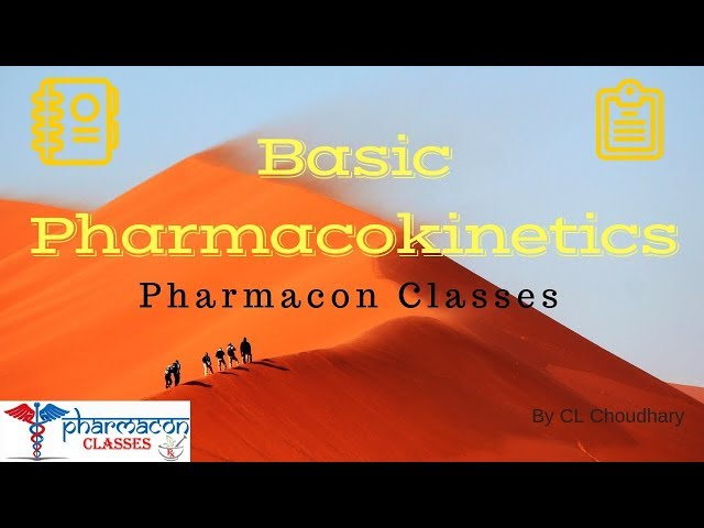 Basic Pharmacokinetics with easy to learn tricks
