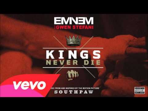 Eminen ft. Gwen Stefani - Kings Never Die (Instrumental/Karaoke)