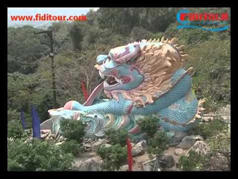 Tây Ninh - Núi Bà Đen