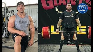 LOTW (July 2019) - World Deadlift Championship Results, Rouska Ties The WR At 105 kg