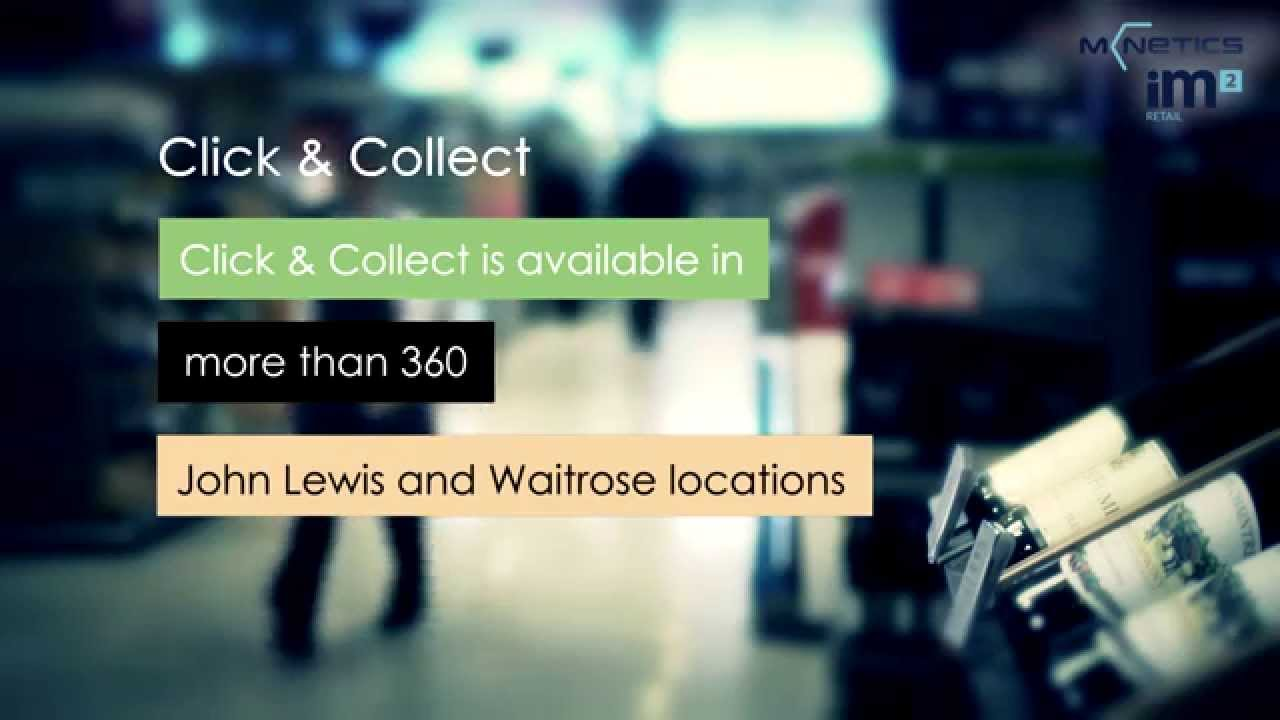Click And Collect : click and collect solution at john lewis and waitrose ~ Watch28wear.com Haus und Dekorationen