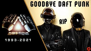 The End of Daft Punk (1993-2021)