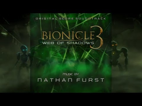 BIONICLE 3: Web Of Shadows - Original Music Only