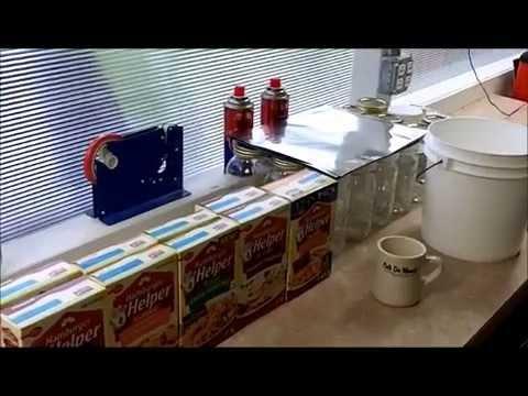 Food Storage Tuna Hamburger And Chicken Helpers Vacuum Sealed For