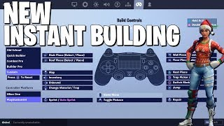 New Builder Pro Settings - Fortnite Controller Update is AMAZING
