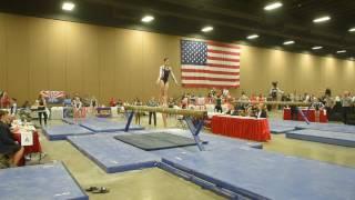 Sophia Groth - Balance Beam - 2016 Women's Junior Olympic Championships
