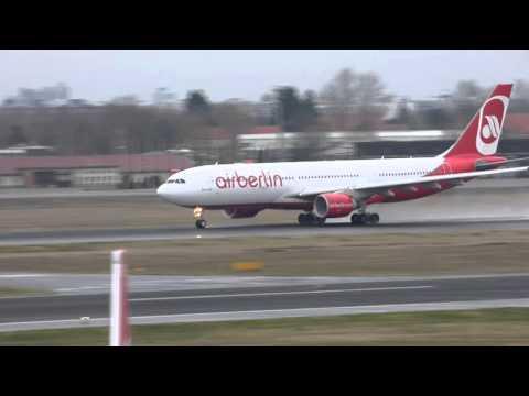 Air Berlin Tegel 04.12.15