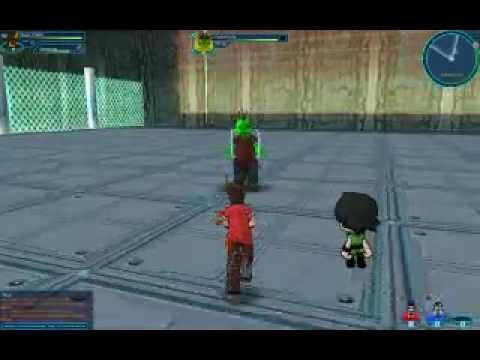 Fusionfall Fighting Fusion Eddy Youtube