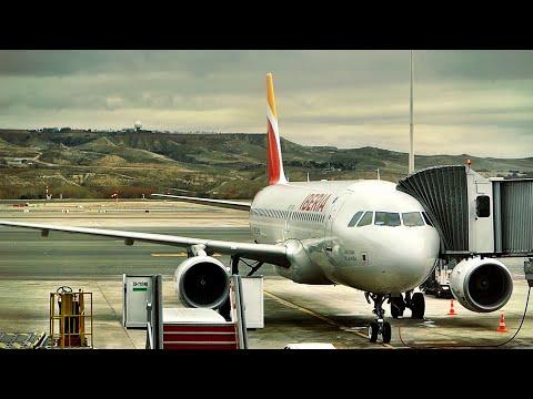 Trip Report: IBERIA, European Business Class, Geneva To Madrid (Barajas): Airbus A320