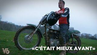 Des trésors cachés au cœur de la Normandie - Les essais moto de V6