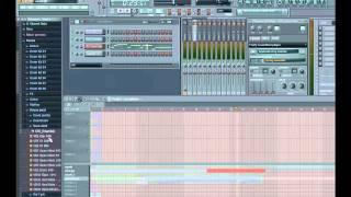 guru josh project - infinity 2008 FL studio 9 tutorial
