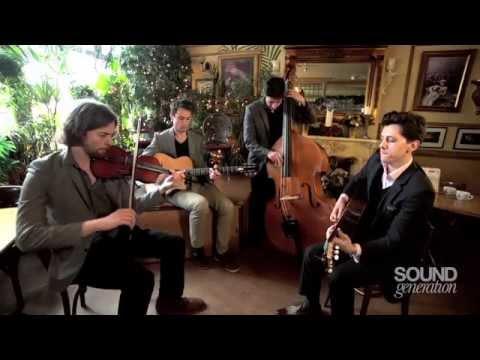 Nouveau Boheme | Gypsy Jazz | London & UK Weddings & Events