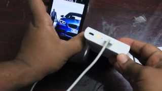 Sony CP-V10 10000 mAh Power Bank/Unboxing/Test
