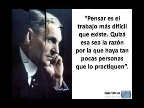 Frases motivadoras Henry Ford – Motivational phrases Henry Ford