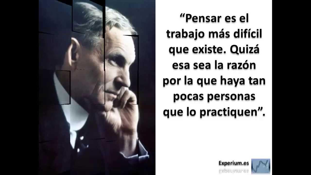Frases Motivadoras Henry Ford Motivational Phrases Henry Ford