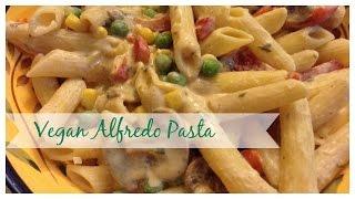 Vegan Alfredo Pasta Recipe