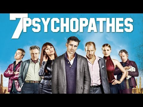 Семь психопатов / Seven Psychopaths/ 2012/ Фильм HD