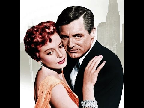 "NAT KING COLE ""AN AFFAIR TO REMEMBER (OUR LOVE AFFAIR)"" CARY GRANT PICTURES, BEST HD QUALITY"