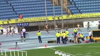 2014 Asian Junior Athletics Championships Final Women 400m