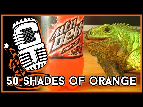 50 Shades of Orange   Creature Talk Ep. 144