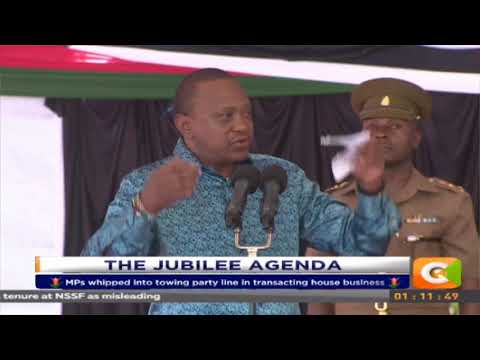 Jubilee MPs urged to support 9 cabinet nominees who have been vetted