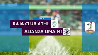 RAJA CLUB ATHLETIC vs ALIANZA LIMA MILANO - Finale JLeague C7