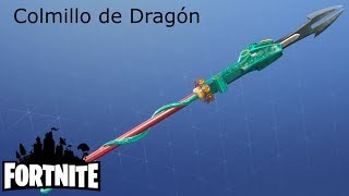 My Spear of Fire / Dragon Fang Fortnite: Saving the #311 World