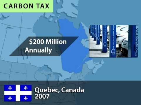 Carbon Tax And Cap And Trade